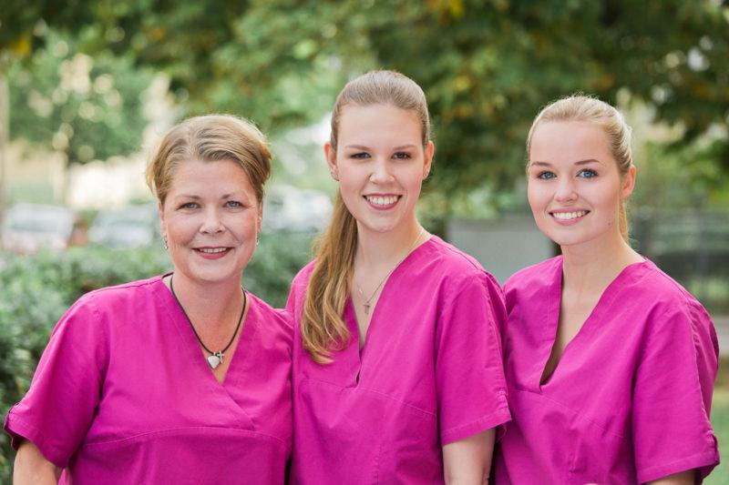 Businessfotografie 〉Tierarztpraxis Potsdam