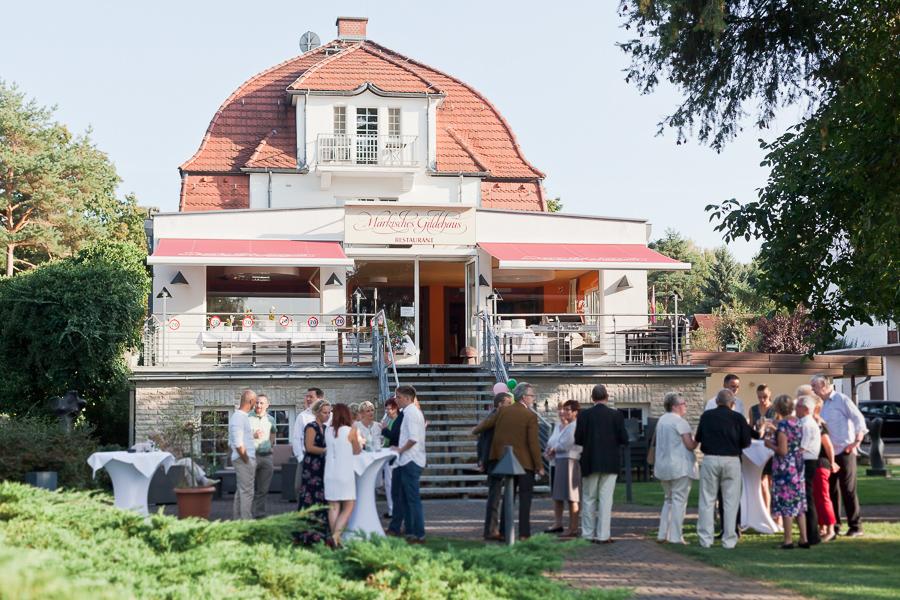 Fotografie 〉 Märkisches Gildehaus Caputh