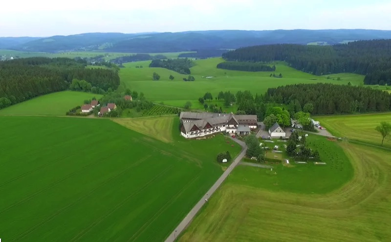 Imagefilm 〉 Zeitraffer Luftaufnahmen im Erzgebirge