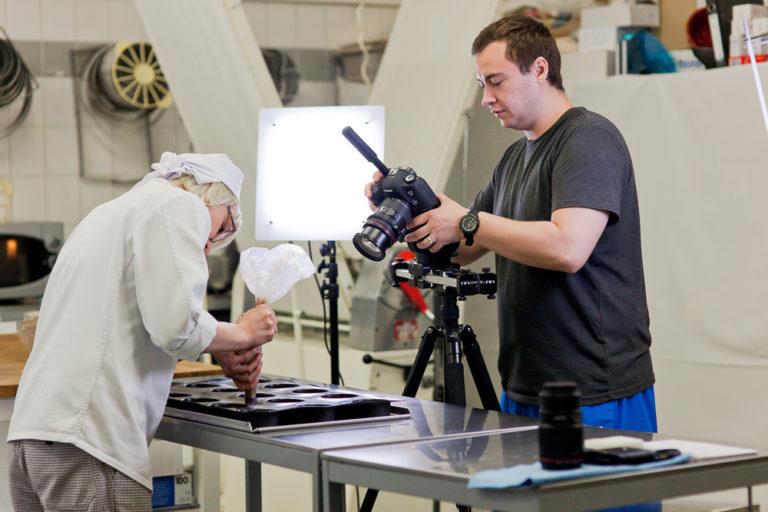 Filmproduktion 〉 Berlin 〉 Produktvideo 〉 PÂTISSERIE SARINA